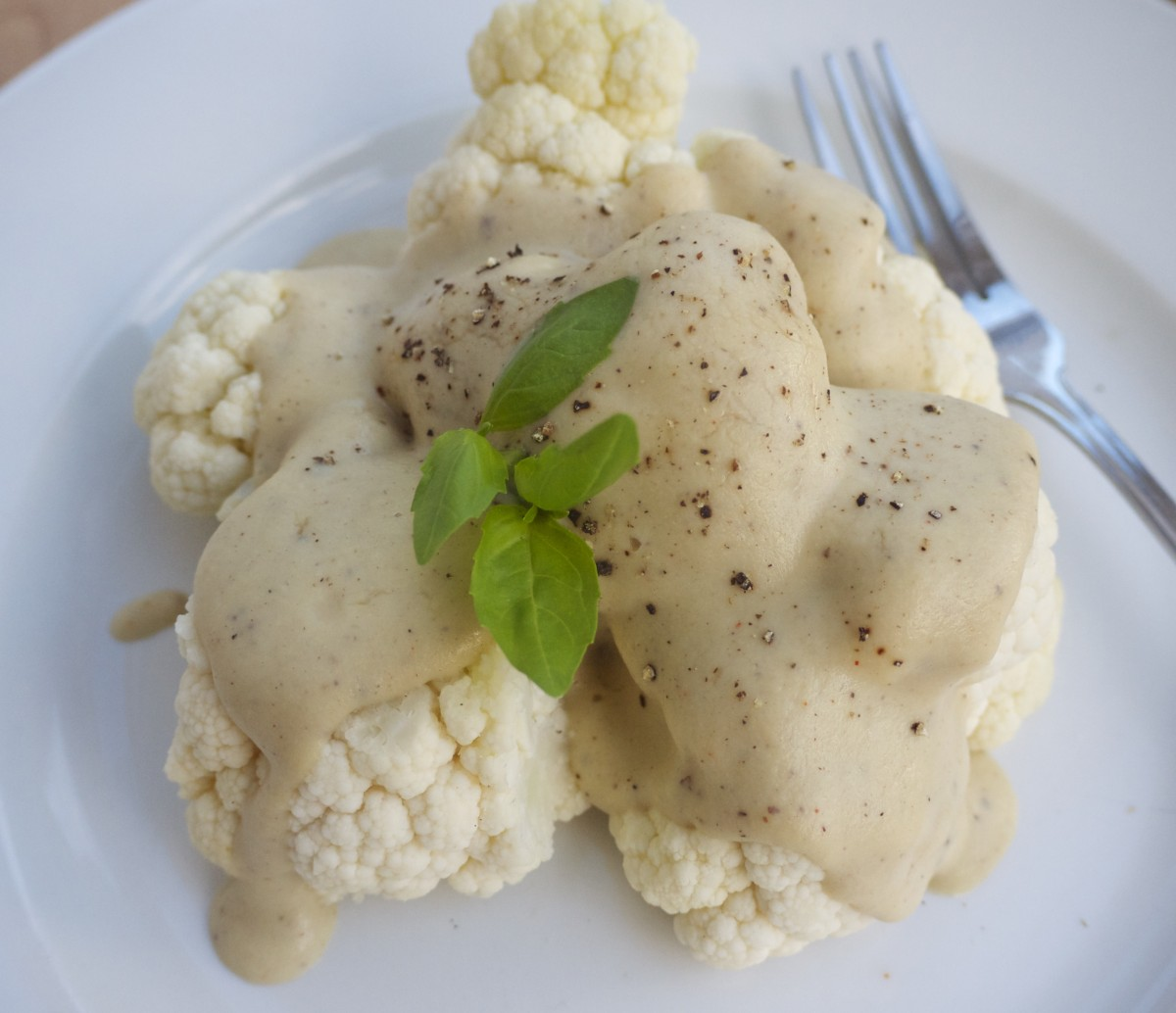 Cauliflower 'Cheese'